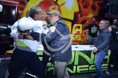 Alfredo Adame vs Carlos Trejo