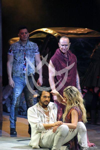 Erik Rubín y más en Jesucristo Superestrella
