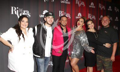 Los hijos de Jenni Rivera en The Riveras