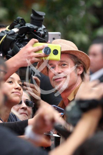 Brad Pitt en Mx dice Había Una Vez En Hollywood