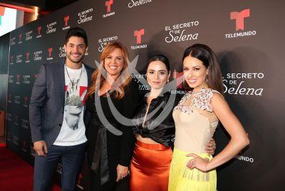 El Secreto de Selena presenta su elenco estelar