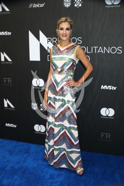 Chantal Andere en Los Metro