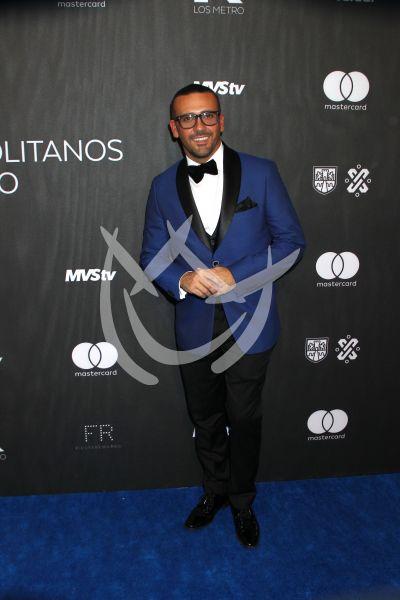 Ricardo Margaleff en Los Metro