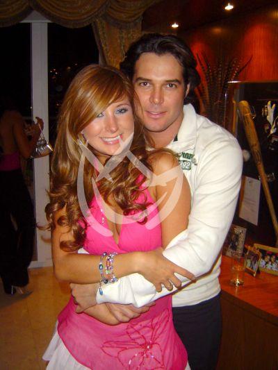 Geraldine Bazán y Rodrigo Mejía 2005
