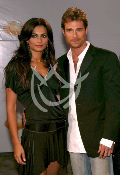 Cecilia Galiano y Sebastián Rulli 2004