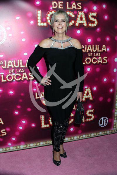 Margarita Gralia en La Jaula De Las Locas
