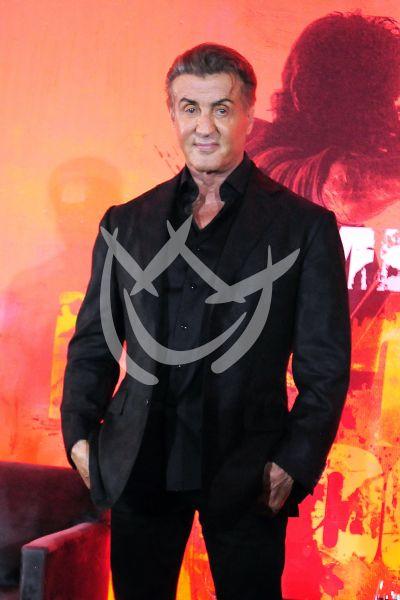 Sylvester Stallone lleva a Rambo a Mx