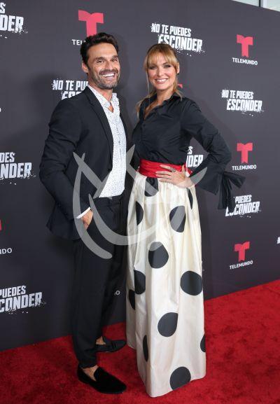 Blanca Soto e Iván Sánchez de estreno