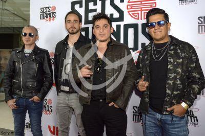 Rock Lovers en Seis Manos