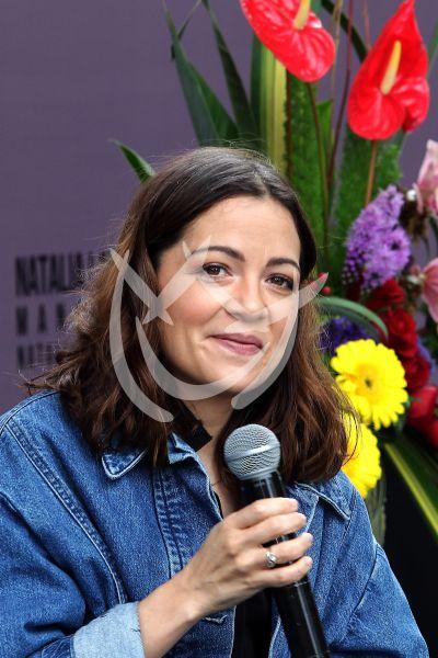 Natalia Lafourcade hace Un Canto Por México