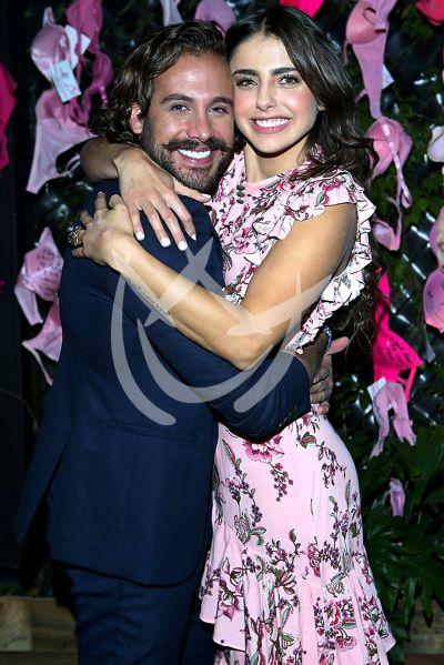 Michelle Renaud y Lamda García