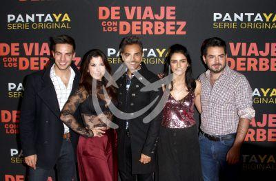 Eugenio Derbez de Viaje con los Derbez