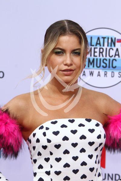 Sofía Reyes en los Latin AMAs