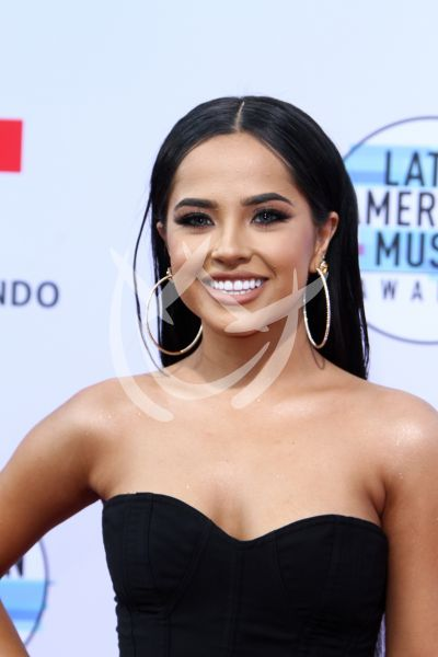 Becky G en los Latin AMAs