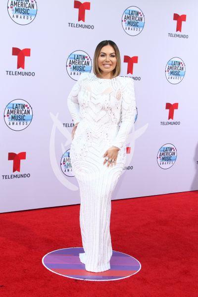 Chiquis Rivera en los Latin AMAs