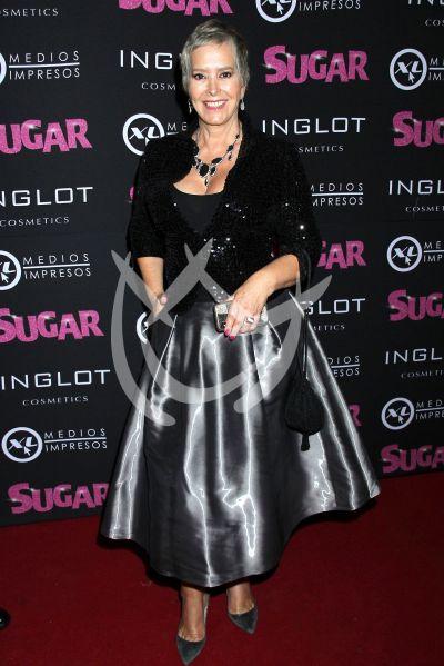 Margarita Gralia con Sugar
