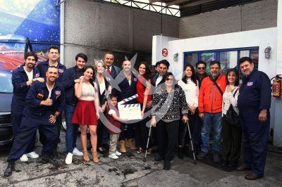 Te Doy La Vida, elenco
