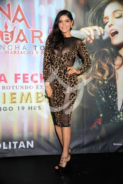 Ana Bárbara regresa con la Revancha