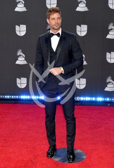 William Levy en Latin Grammy 2019