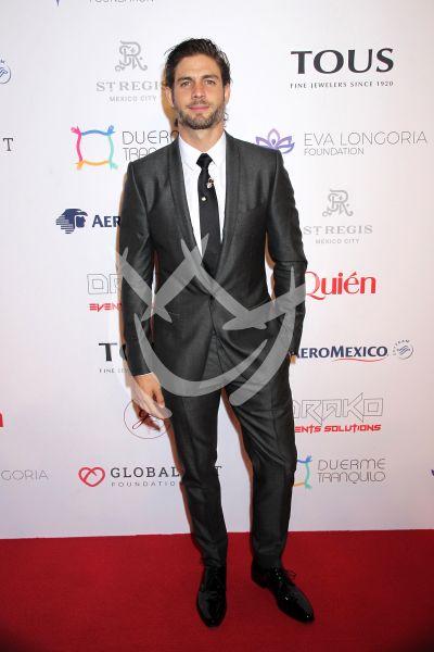 Horacio Pancheri en Global Gift Gala