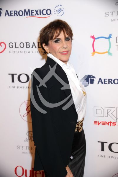 Rebecca Jones en Global Gift Gala