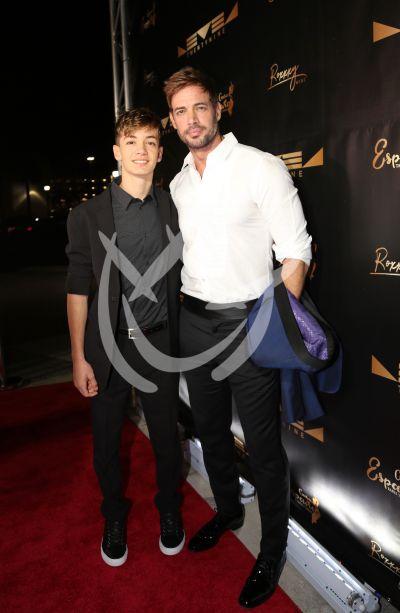 William Levy e hijo Christopher