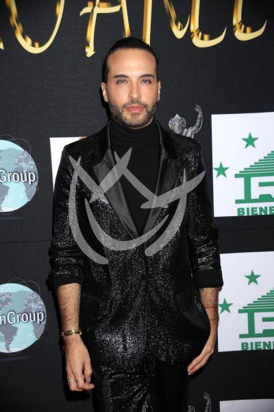 Apio Quijano en Premios Arlequín