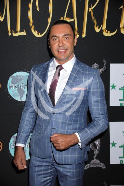 Latin Lover en Premios Arlequín