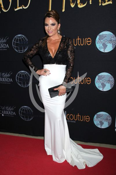 Martha Julia en Premios Arlequín