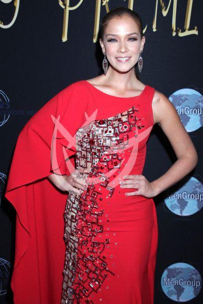 Carolina Miranda en Premios Arlequín