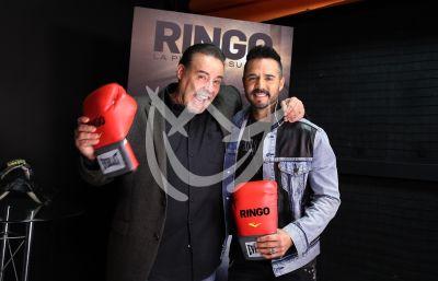 César Evora y José Ron pelean con Ringo