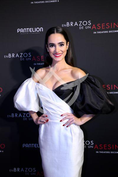 Alicia Sanz en Brazos de un Asesino
