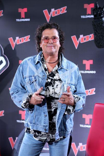 Carlos Vives en La Voz