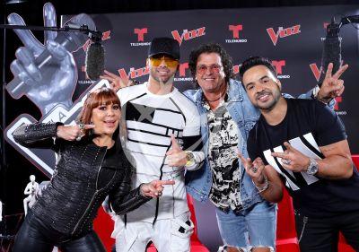 La Voz tiene coaches ¡listos!