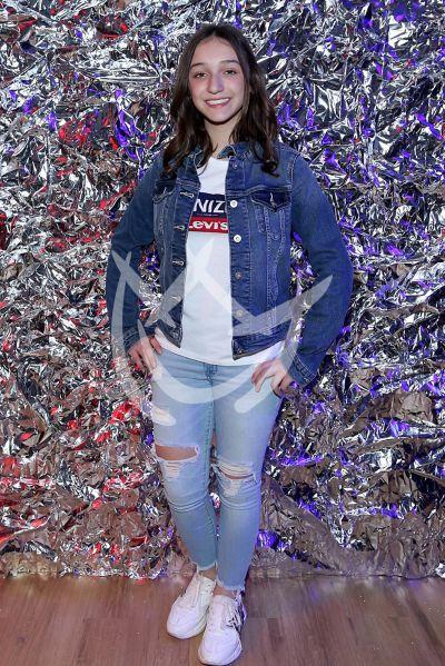 Nina Rubín a la moda para el 2020
