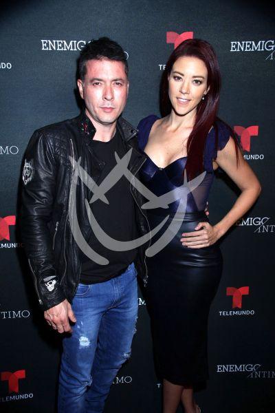 Fernanda Castillo y más con Enemigo íntimo 2