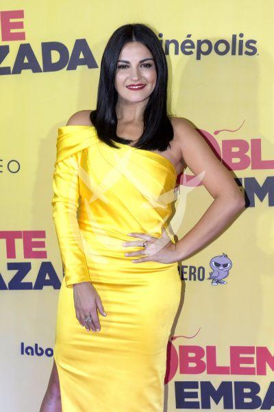 Maite Perroni está Doblemente Embarazada