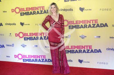 Verónica Jaspeado en Doblemente Embarazada