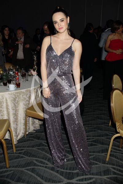 Fabiola Guajardo en los Premios Canacine