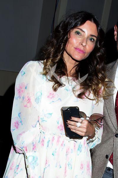 Isabella Camil en los Premios Canacine