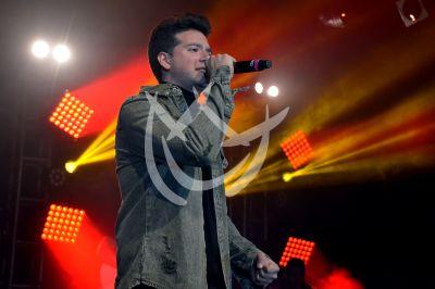 Axel Muñiz le canta a su Bonita