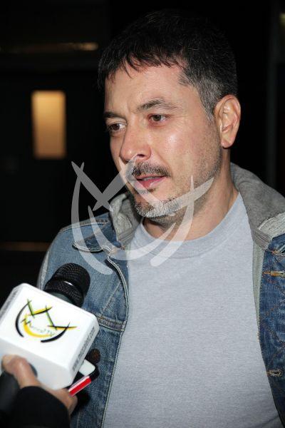 Raúl Méndez con Enemigo íntimo II