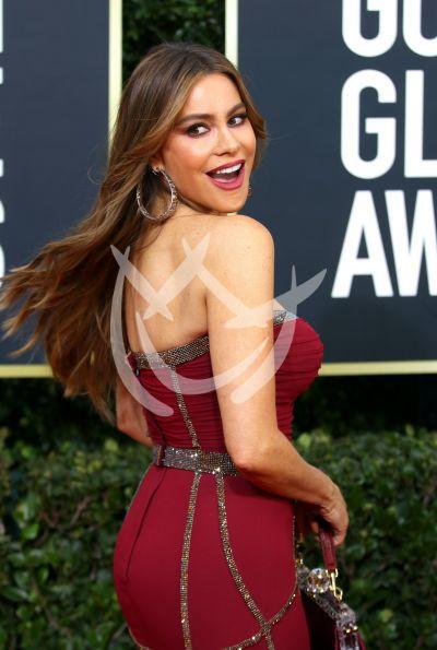 Sofía, Ana y más bellas de los Golden Globes