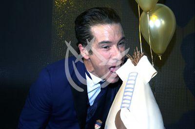Fernando Carrillo celebra sus 50