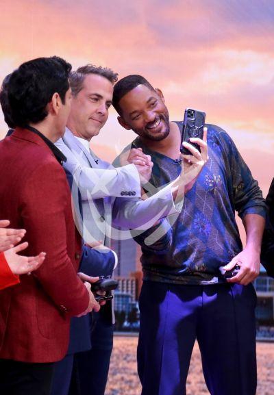 Carlos Ponce con Will Smith, Aracely y más UND
