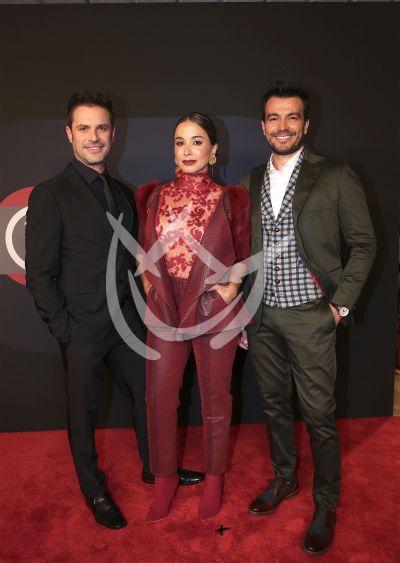 Mark, Majida y Luciano y más en Napte 2020