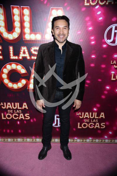Luis Manuel Ávila de a mil en La Jaula De Las Locas