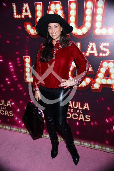 Claudia Cervantes de a mil en La Jaula De Las Locas