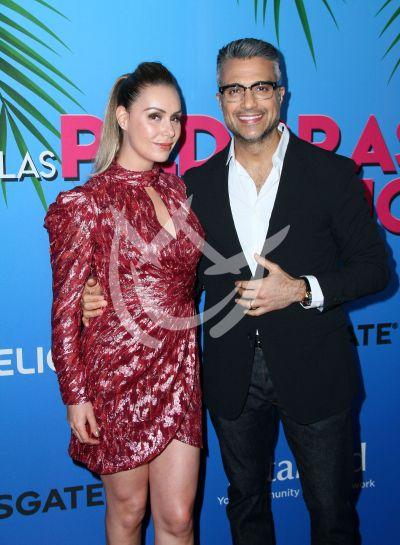 Jaime Camil y Heidi Balvanera toman Píldoras