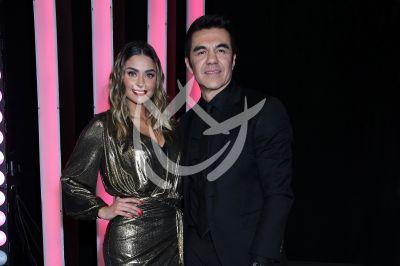 Adrián y Claudia en Como Tú No Hay 2